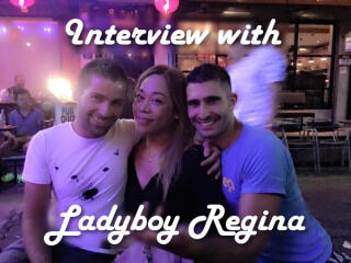 Interview with Regina about ladyboys in Bangkok