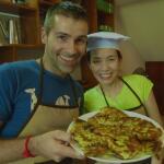 Recipe for Vietnamese savoury pancakes: Banh Xeo