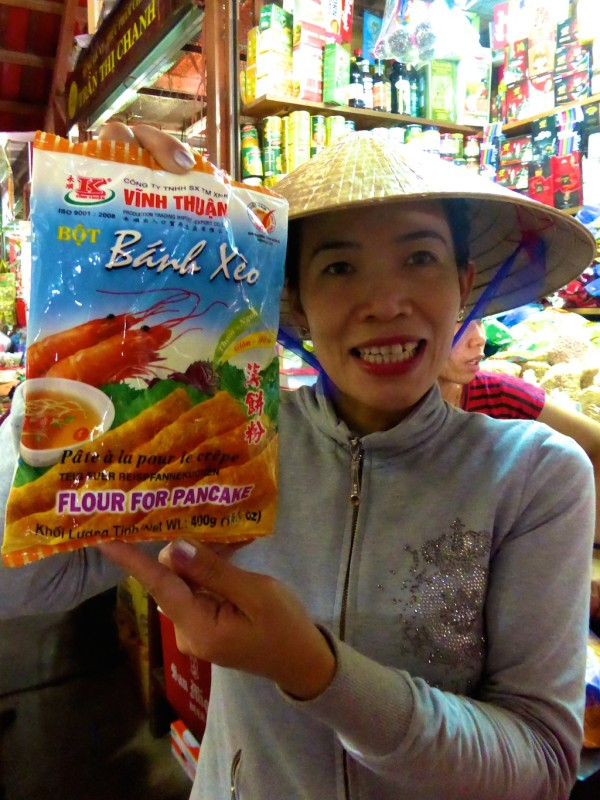 Banh Xeo rice flour mix