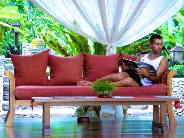 Sebastien's luxurious birthday on Boracay treat
