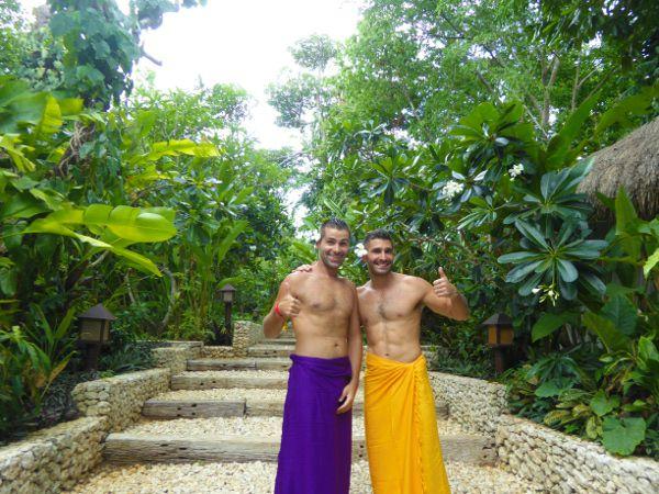 The Nomadic Boys at Mandala Spa