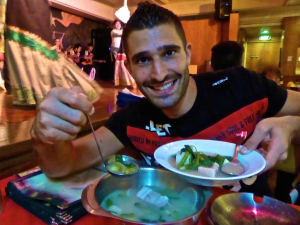 sinigang famous foods in Philippines