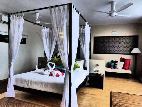 Our bedroom at Ambong Ambong