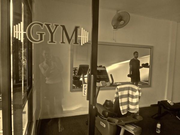 Frangipani Langkawi gym