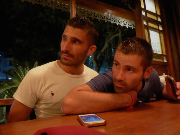 What's it like travelling as a gay couple in Asia