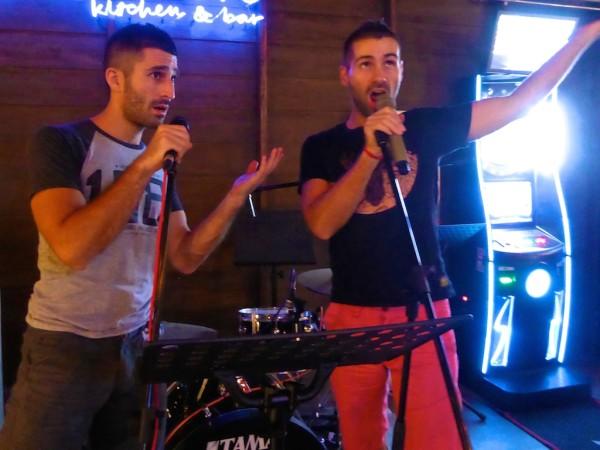 Karaoke Stef Seb