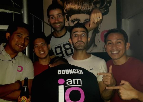Gay bars Manila: O Bar club in Ortigas