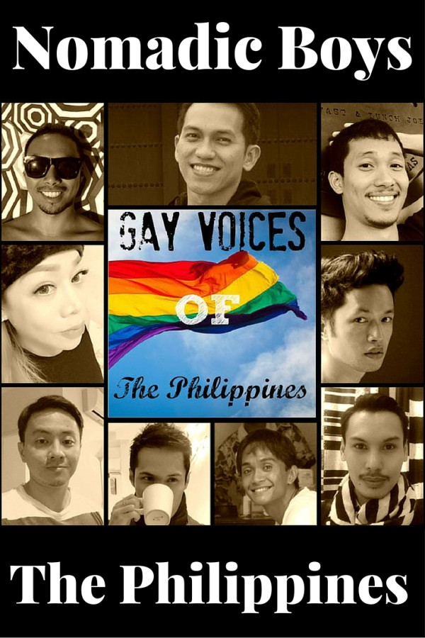 Gay Voices of the Philippines by the Nomadic Boys