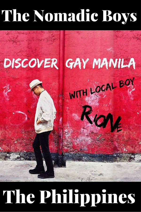 Discover gay Manila with the Nomadic Boys