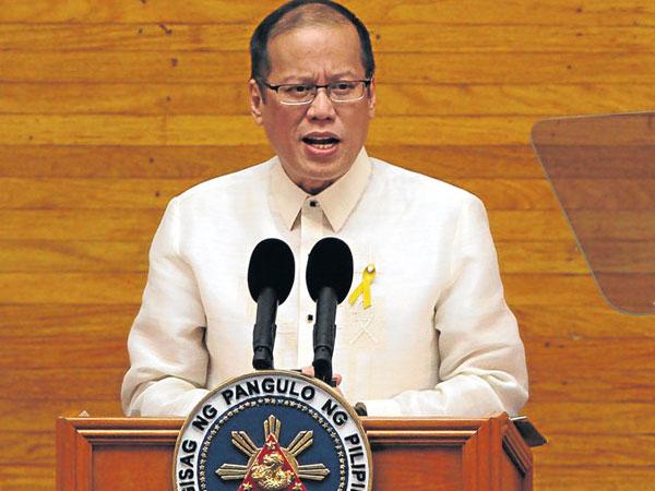 President Aquino III in action