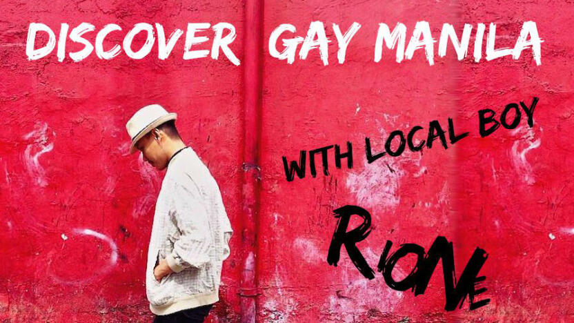 Gay Manila: local boy Rione tells us about gay life in the Philippines