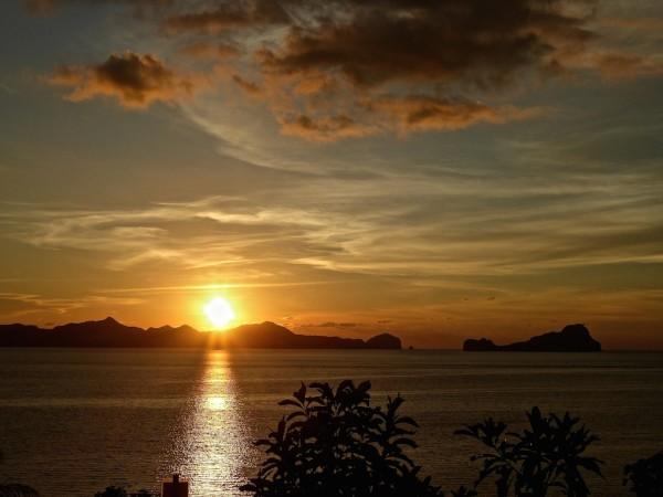 Stunning sunsets at Resort Bay View