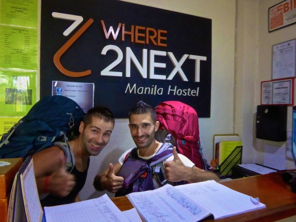 Where2Next hostel in Malate