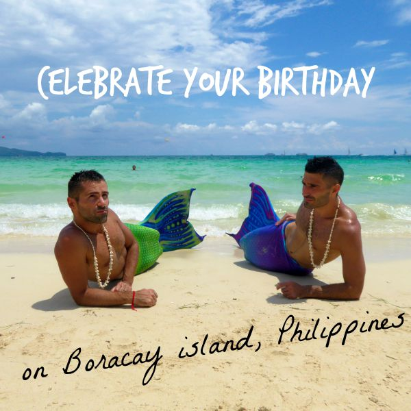 5 ways to celebrate your birthday on Boracay