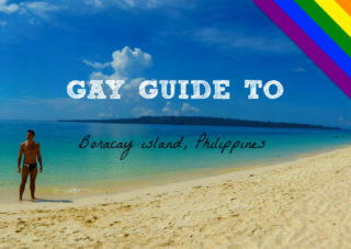 Gay Guide to Boracay #itsmoreGAYinthephilippines