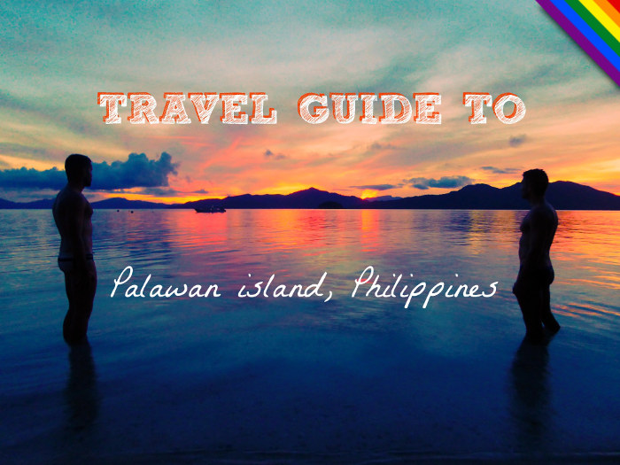 Gay friendly travel guide to Palawan island
