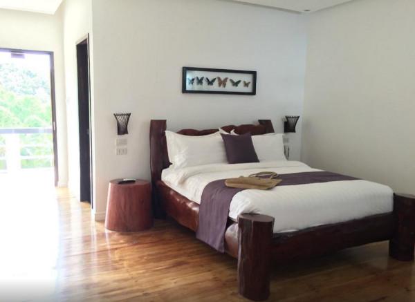 Room at The Resort Bayview Hotel in Palawan el nido