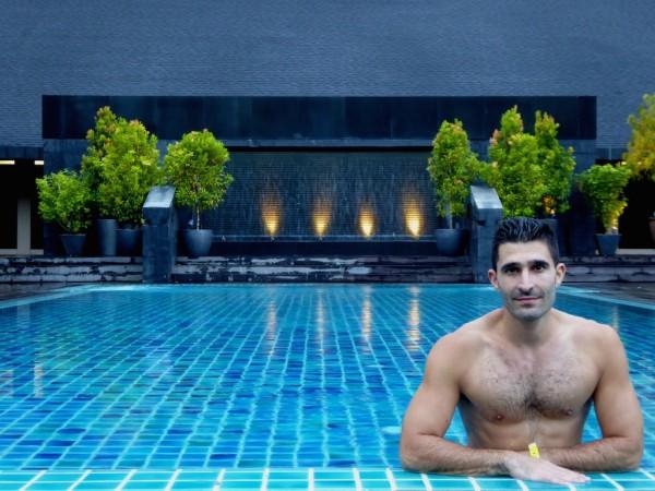 Swimming pool Mulu Marriott
