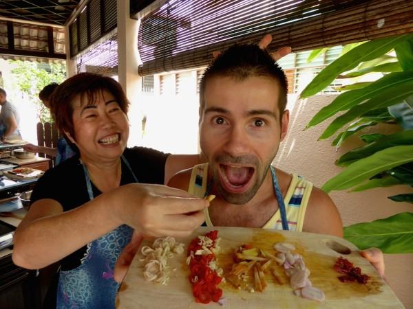 Recipe for Malaysian curry Kapitan
