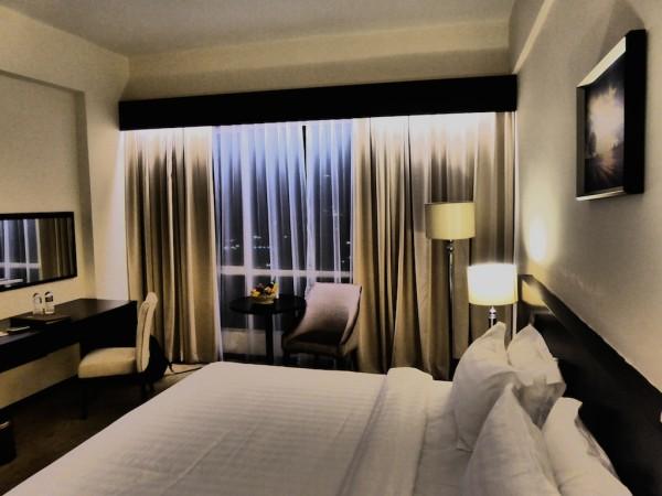 Bedroom Soluxe Hotel