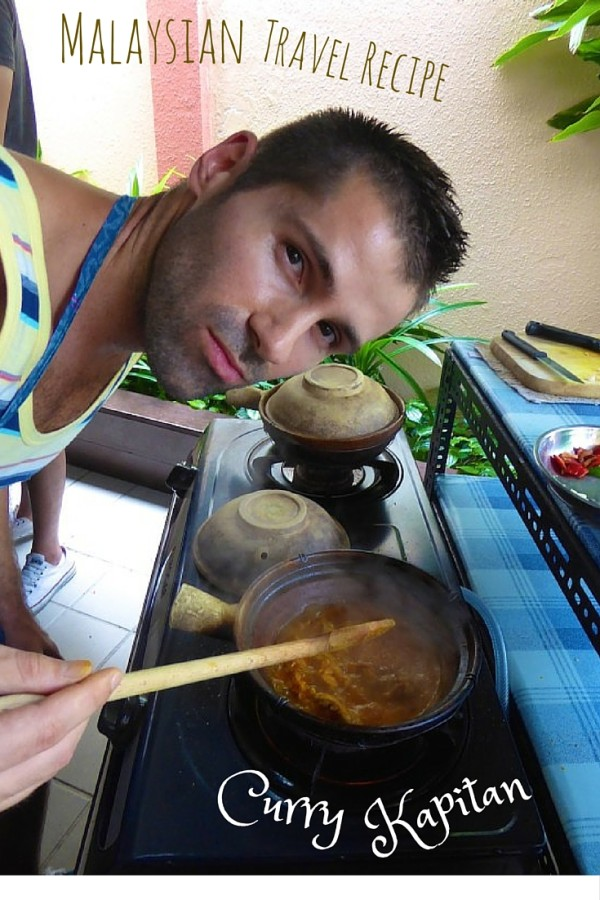 Try our #travel #recipe for #Malaysian Curry Kapitan from our travels in #Penang