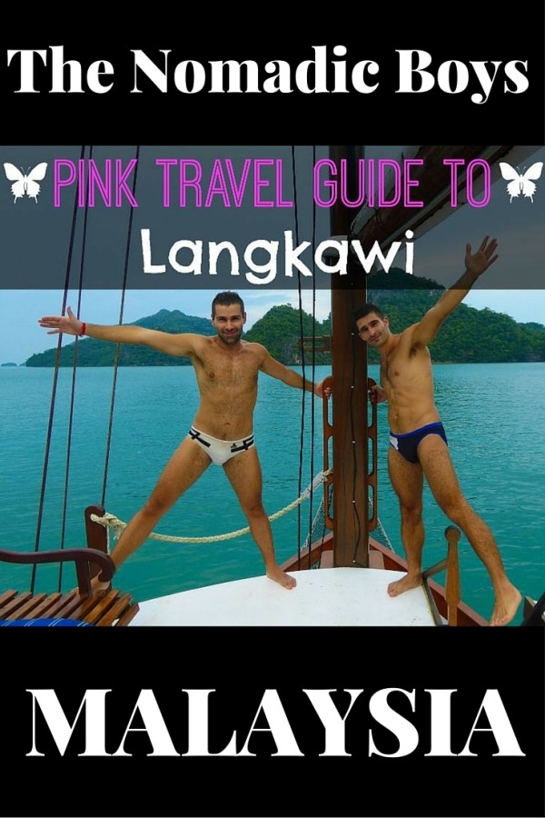 Pink Travel Guide to Langkawi by the Nomadic Boys