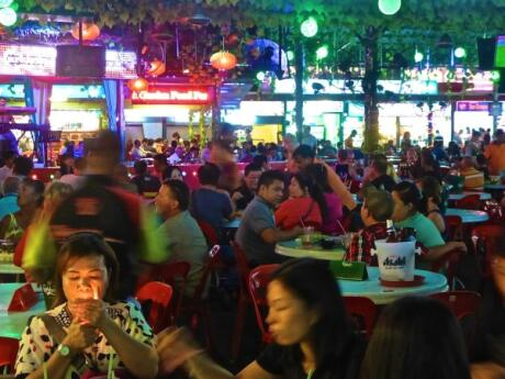 Red Market is hawker stall heaven in Penang, with so many delicious dishes to try!