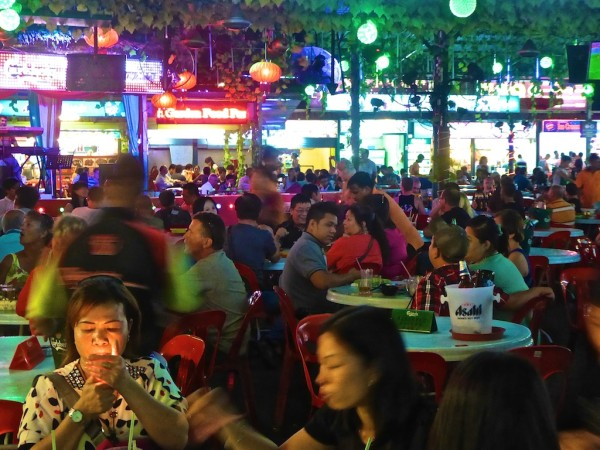 Red Market hawker stall heaven in Penang