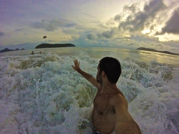 Sebastien Poseidon waves of gay Langkawi