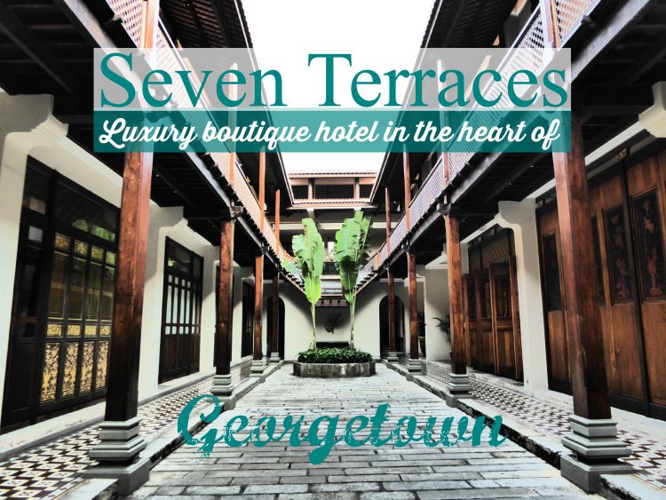 Gay friendly boutique hotel in penang seven terraces for 7 terrace penang