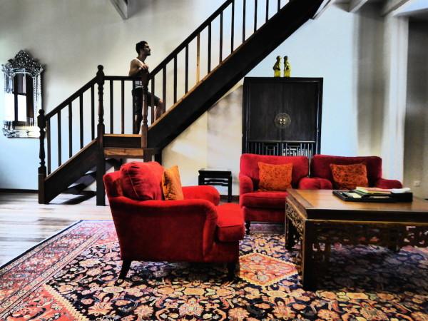 Our suite at Seven Terraces