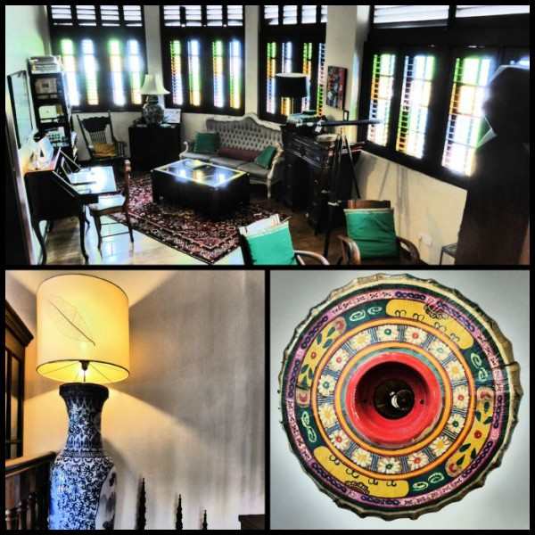 Campbell House boasts a mix of styles in Penang