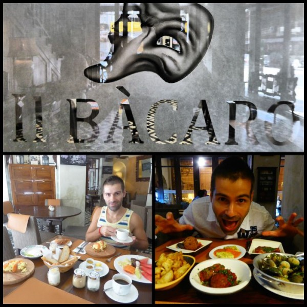 Bacaro restaurant in campbell house in Penang