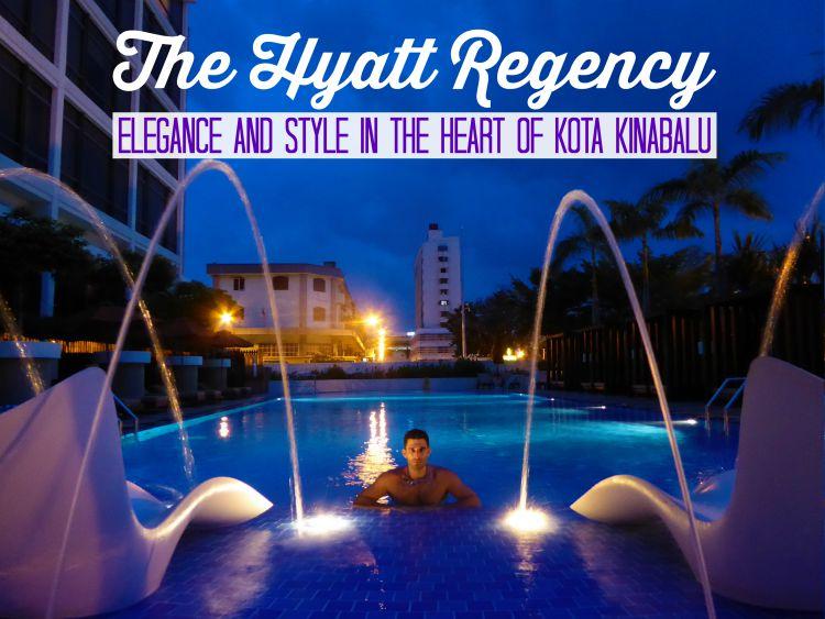 Hyatt Regency: elegance and style in the heart of Kota Kinabalu