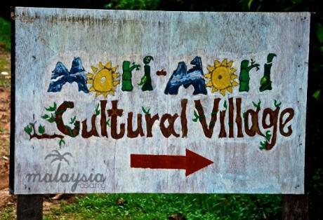 Aldeia Cultural Mari-Mari Kota Kinabalu