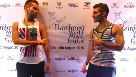 Beginners' guide to the Rainforest World Music Festival in Sarawak, Malaysia