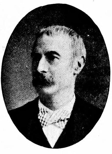 William Burges Pryer