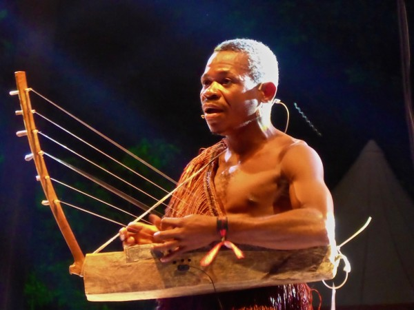 The Rainforest World Music Festival in Malaysia features folk acts from around the world