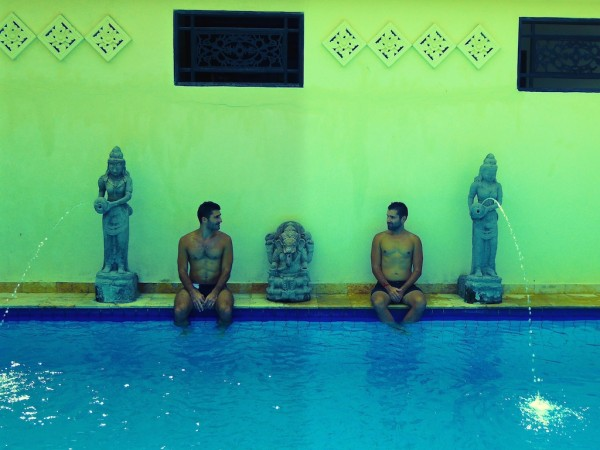 Gay friendly Martas Hotel on Gili Trawangan island, Lombok