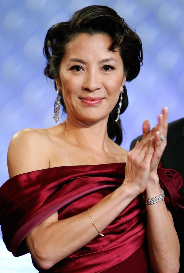 Michelle Yeoh famous Malaysian actress