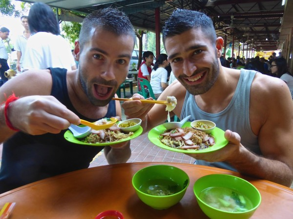 Nomadic Boys 10 foods to try in Malaysia
