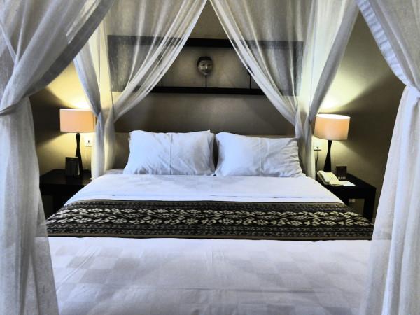 Bedroom at Dusun Villas, Seminyak, Bali