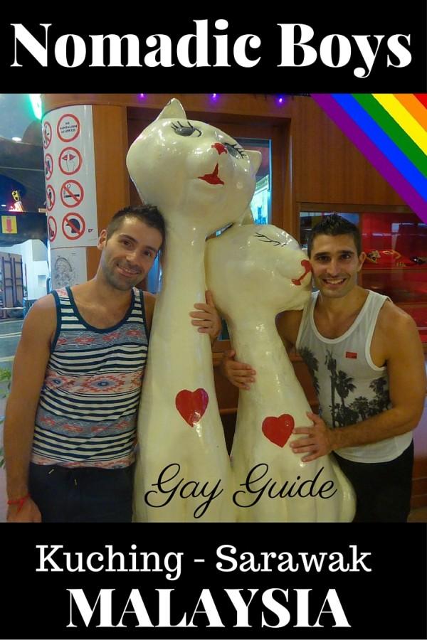 Nomadic Boys Gay Guide to Kuching - Sarawak, Malaysia