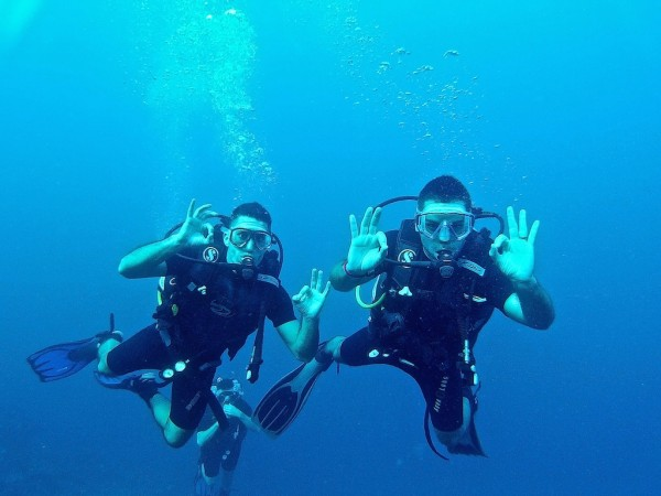 thailand gay guide Koh Tao scuba diving