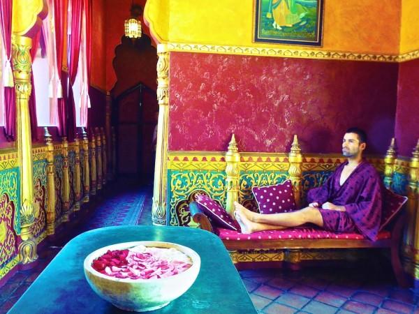 Sebastien at Prana Spa, Bali Villas, Seminyak