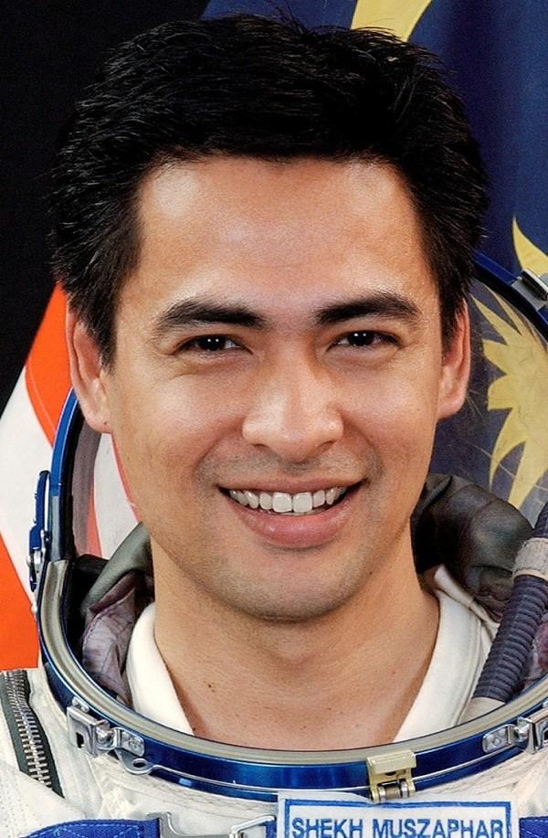Dr Sheikh Muszaphar Shukor Malaysian astronaut