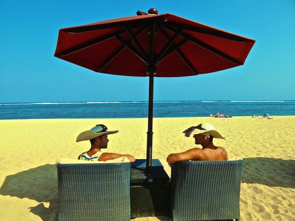 St. Regis Resort Nusa Dua romantic luxury escape in Bali