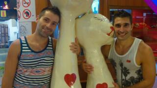Discover gay kuching with Nomadic Boys
