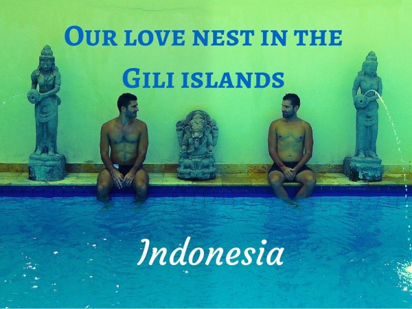 Martas Hotel: your love nest on Gili Trawangan in Indonesia