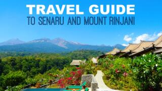 Travel guide to senaru and rinjani nomadic boys